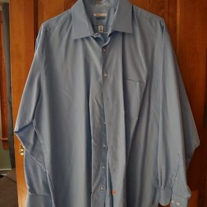*3 for $25* light blue tall dress shirt